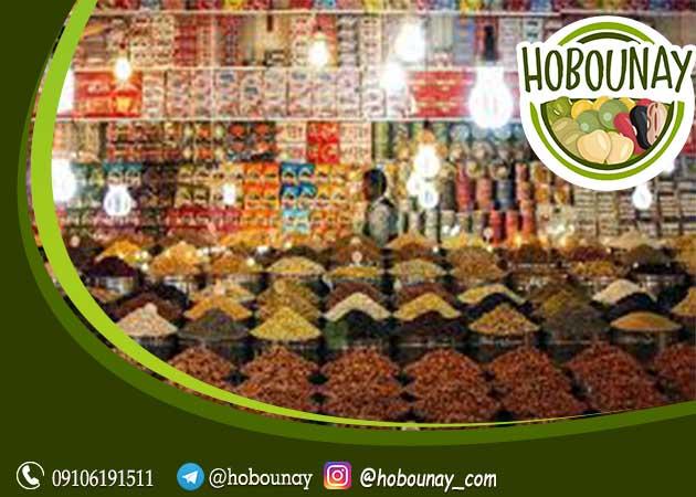 عمده فروش حبوبات تبریز